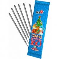 ТР165 Бенгальская свеча 160 (6 шт) ТСЗ*1/200