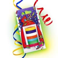 """С456 Набор """"СЕРПАНТИН В БЛИСТЕРЕ"""" (7шт) NEW*1/110(7) (уп.) СУПЕР-ЦЕНА!"""